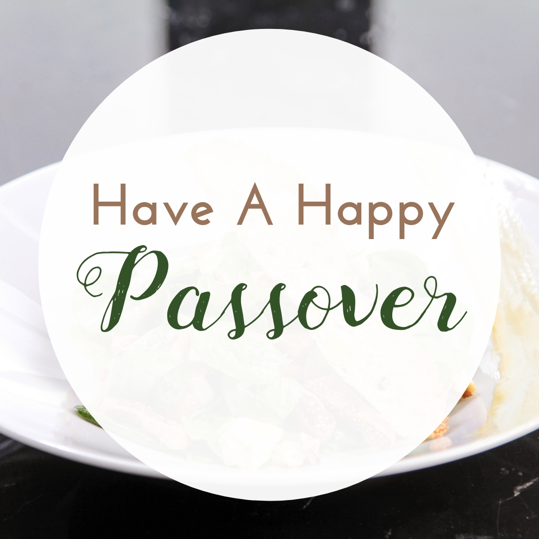 Praying You A Happy, Blessed Passover And Pesach Greeting Holiday Social Media Square Image Card 3