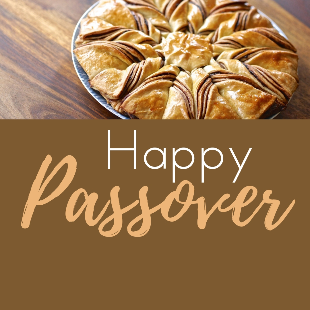 Praying You A Happy, Blessed Passover And Pesach Greeting Holiday Social Media Square Image Card 24