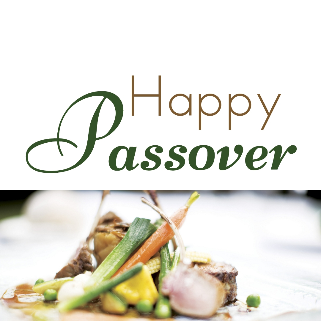Praying You A Happy, Blessed Passover And Pesach Greeting Holiday Social Media Square Image Card 18