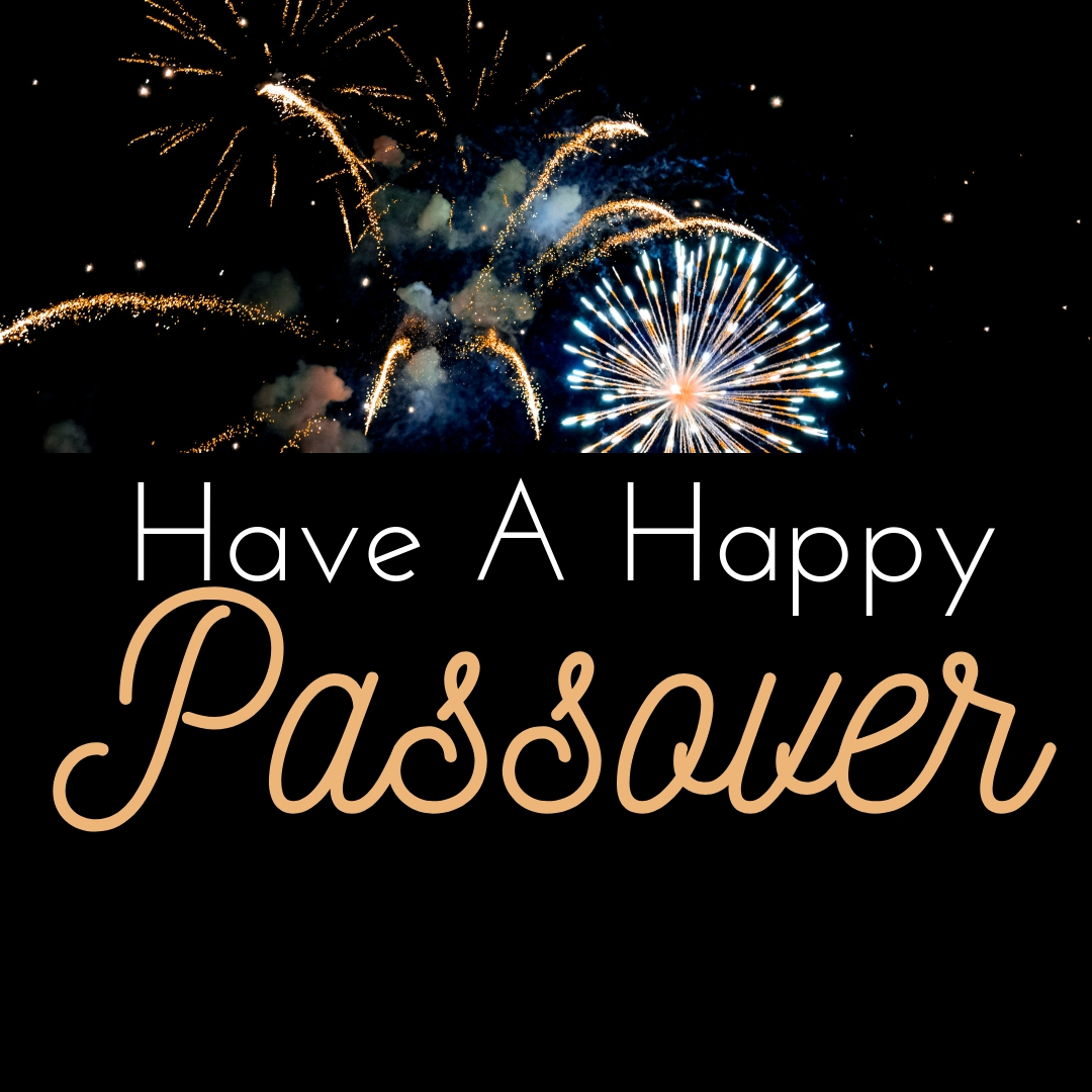Praying You A Happy, Blessed Passover And Pesach Greeting Holiday Social Media Square Image Card 25